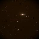 Galáxia do Sombrero,                                Alexandre Laporta Zanardo