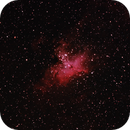 M16 Eagle Nebula,                                Jay P Swiglo