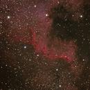El Muro (NGC7000),                                Estefania Sanchez...