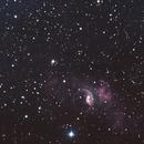 NGC 7635: The Bubble Nebula,                                John