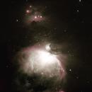Orion Nebula OSC,                                Blue Moon Observa...