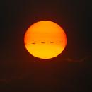 AIRPLANE CROSSING SUN,                                Amir H. Abolfath