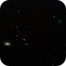 NGC 4725/4747 group and planetary nebula LoTr 5 with OSC,                                Alan Brunelle