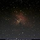 Messier 16 Eagle Nebula,                                Bruce Donzanti