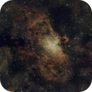 M16 Eagle Nebula,                                Douglas Thomas