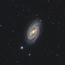 Barred Spiral Galaxy M-109 (NGC 3992) in Ursa Major,                                Bogdan Jarzyna