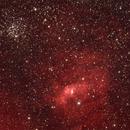 M52 and Bubble,                                Marko R.