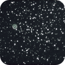 M46 più la Planetary nebula NGC 2438,                                gioveluna