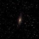 NGC 7331,                                Stan McQueen