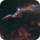 NGC6960 Bicolour,                                Steve Smith