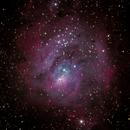 M8 Lagoon Nebula,                                Joe Niemeyer