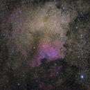 NGC7000,                                Michael Völker