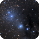 Serpens Cloud Star Forming Region and LDN 583,                                Jim Thommes