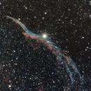 Western Veil Nebula,                                Shawn