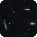 The Leo Triplet - M66 Group,                                Andrew Marjama