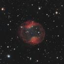 Jones Emberson 1 (PK164+31.1)  - A Very Blue White Dwarf,                                Jason Guenzel