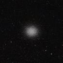 NGC 5139 - Omega Centauri,                                Cluster One Observatory