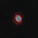 HELIX NEBULA - NGC 7293 - HOO,                                Yann-Eric BOYEAU