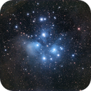 Messier 45,                                Colin