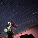 star trails,                                Turki Alamri