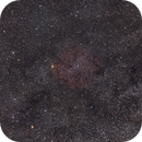 IC 1396 Widefield - 100mm with StarAdventurer,                                Jonas Illner