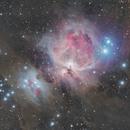 M42 and surrounding area,                                Jeroen Moonen