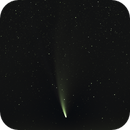 Comet Neowise,                                Brian Blau
