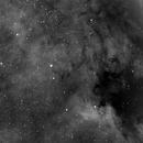 North American Nebula,                                Lawmarks