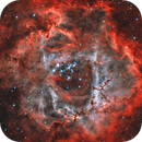 Rosetta nebula,                                Valerio Avitabile