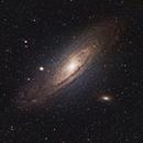 Andromeda M31,                                Mark