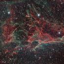 NGC6979 Pickering's Triangle Nebula,                                francopanetta