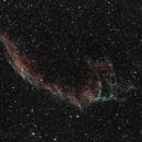 Veil Nebula NGC6992,                                Ari Jokinen