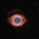 NGC7293 - The Helix Nebula,                                hughca
