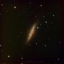 SN2014J in M82,                                Chin Wei Loon
