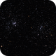 c14, Double amas de Persée,  NGC 884, Double cluster, NGC 869,                                Axel Debieu-Potel