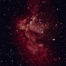 NGC 7380 Wizard Nebula,                                Robert Van Vugt