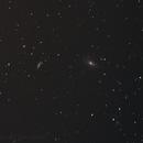 M81 and M82 - Boode's Nebula,                                pterodattilo