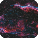 Western Veil Nebula,                                Bjoern Schmitt