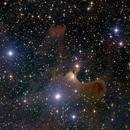 Ghost Nebula,                                Kevin Morefield