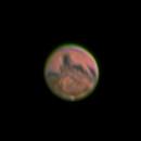 Mars (Sytris Major, Hellas Crater) - 03.11.2020 20:56 CET,                                Thomas