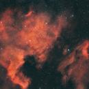 North American and Pelican Nebula,                                muthunag
