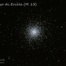 Hercules globular cluster,                                www.astrobit.it