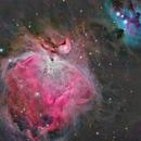 Messier 42,                                Colin