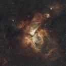 NGC3372 - The Carina Nebula,                                jlangston_astro