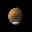 Mars & Valles Marineris,                                Christofer Báez