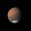 Mars w/ Valles Marineris, Tharsis, & Terra Sirenum,                                Chappel Astro