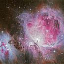 M42 Great Nebula in Orion,                                Keming