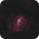 NGC 7635 Bicolor,                                Mike Hislope