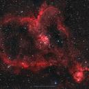 IC 1805: The Heart Nebula,                                Henrique Silva