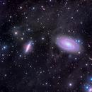 M81 and M82,                                Craig Prost